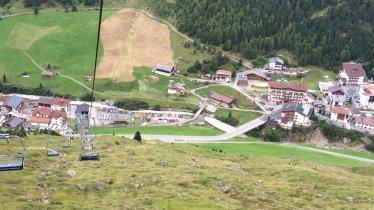 Wildspitzlift two-man chairlift, © Tirol Werbung/Michael Gams