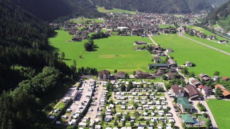 Camping Mayrhofen, © Camping Mayrhofen