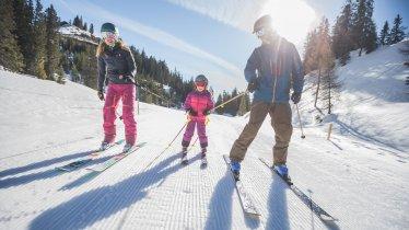 Wettersteinbahn ski resort in Ehrwald, © Tiroler Zugspitz Arena/C. Jorda