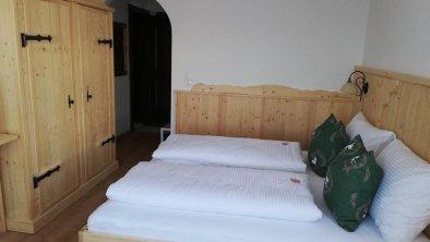 Ferienwohnung Stauder Schlafzimmer