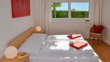 Schlafzimmer im Garten, © Panorama Lounge