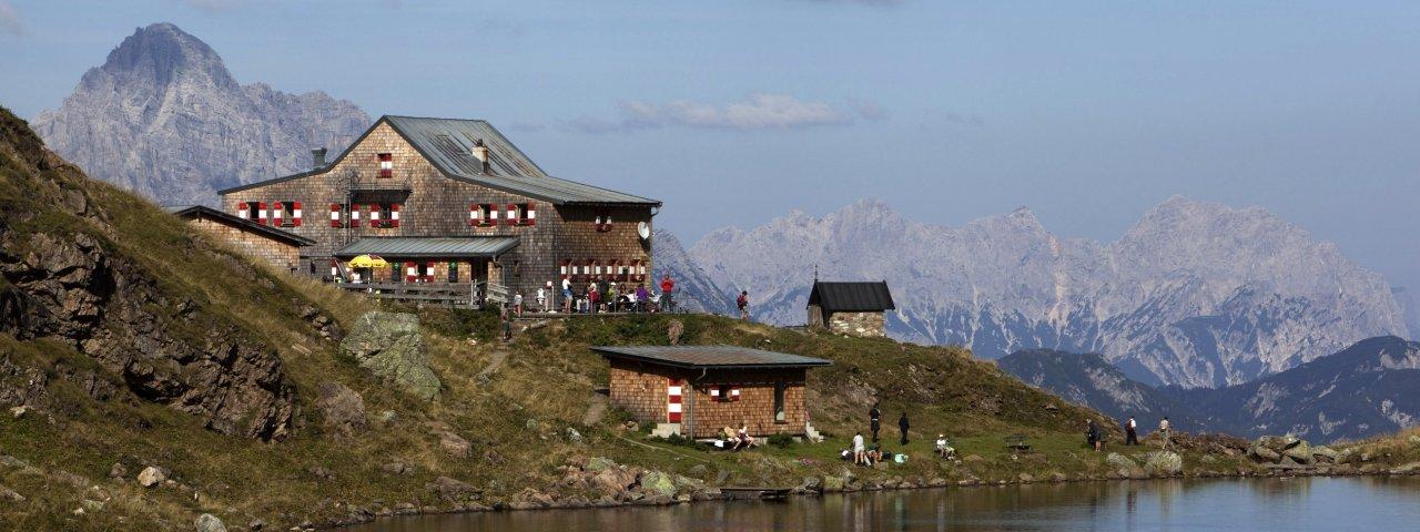 Wildseeloderhaus, © Tirol Werbung / Bernd Uhlig