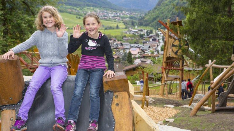 Kids Park, © Ötztal Tourismus/Rudy Wyhlidal