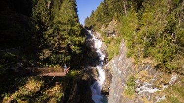 Umbalfälle Water Hiking Trail, © Tirol Werbung/W9 studios