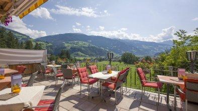 Terrasse, © Sonja Heim