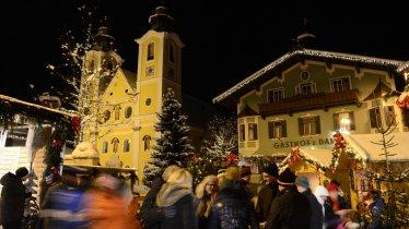 Immerse yourself in a sparkling Christmas Wonderland, © Ortsmarketing St. Johann