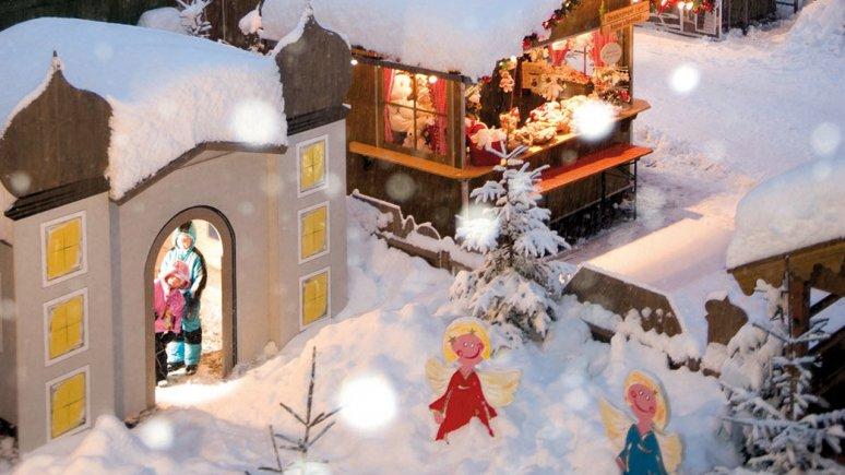 Christmas Market in Lienz, © Osttirol Werbung