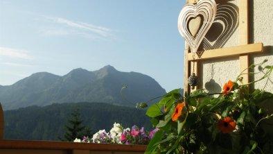 Ferienhof Obertenn_Balkon