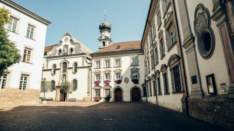 The medieval oldtown of Hall in Tirol, © Rosanna Batisti