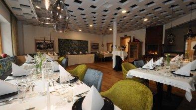 Hotel Goldener Löwe Kufstein Restaurant Ansicht