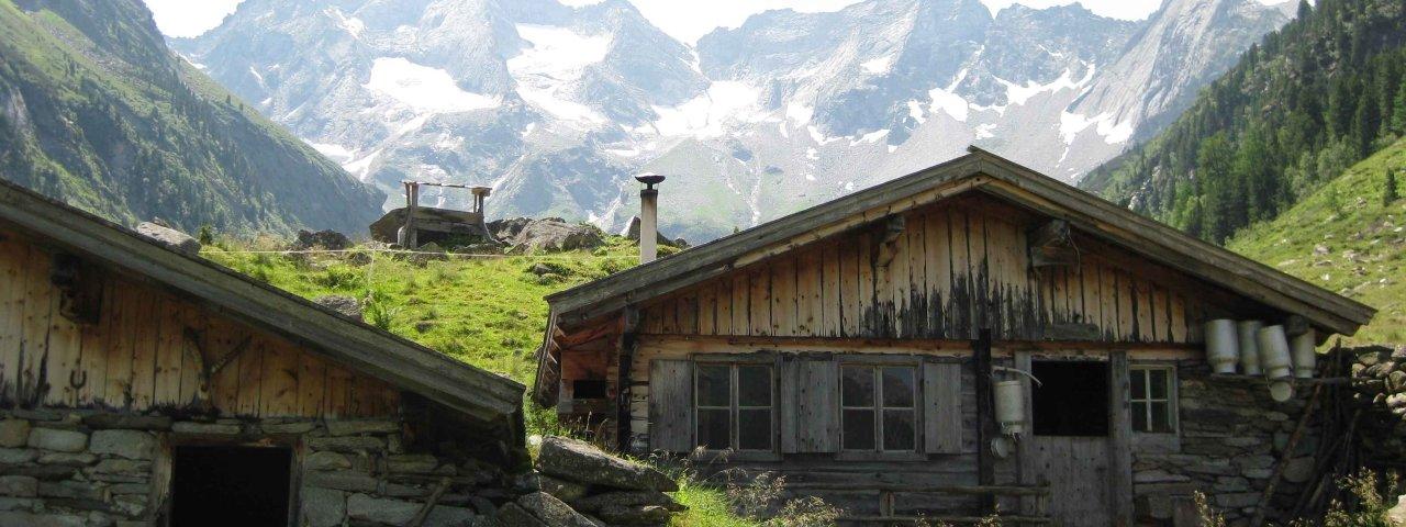 Bodenalm Alpine Pasture Hut, © Bodenalm