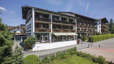 Sporthotel Austria St. Johann Tirol  Sommer
