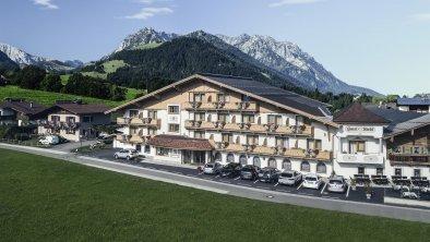 Hotel Riedl im Kaiserwinkl, © Alex Gretter