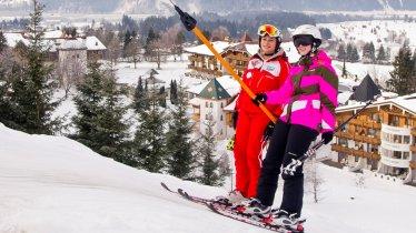 Lärchenhof ski resort, © Lärchenhof