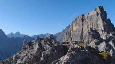 Summit hike to the Elferspitze, © TVB Stubai