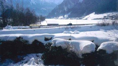 Haus Hafner Schwendau - Winter Ausblick2