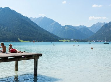 Lake Achensee (Photo Credit: W9 Studios)