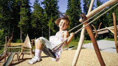 Spaß am Spielplatz, © Interalpen-Hotel Tyrol