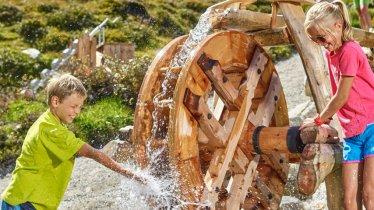 Tux Worlds: The Water World, © Tux-Finkenberg