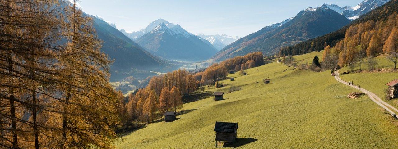 Telfer Wiesen, © Tirol Werbung/W9 STUDIOS