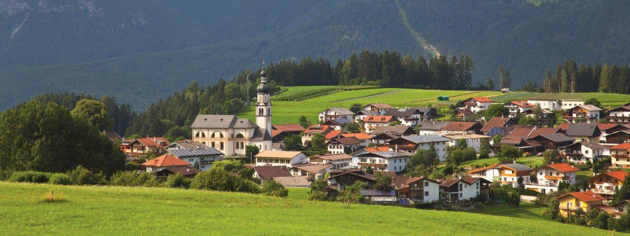 Ranggen in summer, © Innsbruck Tourismus/Christof Lackner