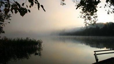 Morgenstimmung am Reintaler See, © Alpbachtal Tourismus