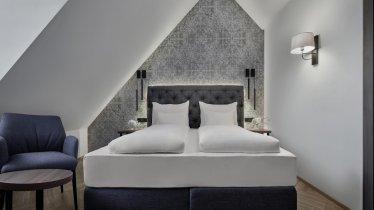 HSA Apartment Schlafzimmer ©Alexander Haiden