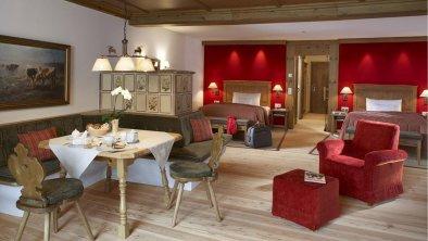Doppelzimmer Deluxe Twin, © Interalpen-Hotel Tyrol
