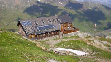 Eagle Walk Stage O5: Badener Hütte, © Badener Hütte