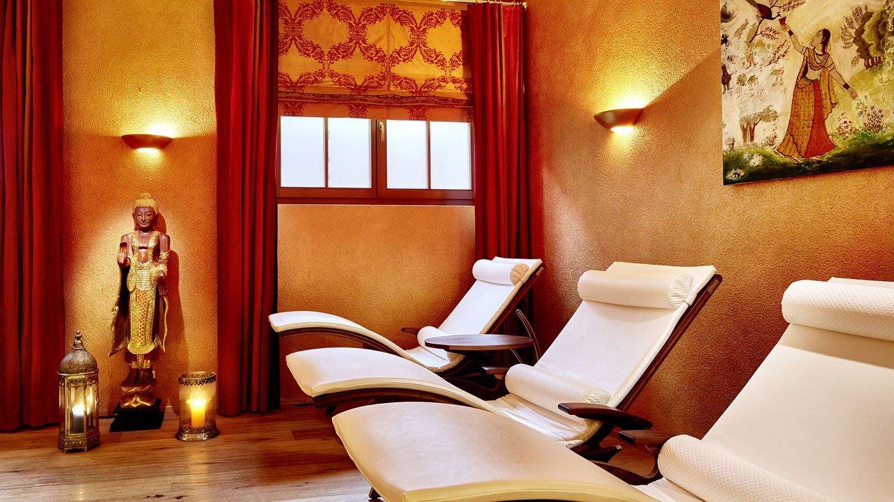 Spa-area at Ayurveda Resort Sonnhof, © Ayurveda Resort Sonnhof