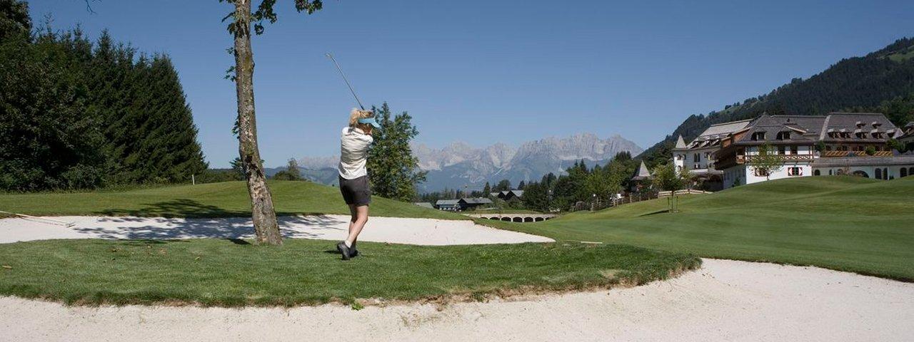 Golfclub Kitzbühel, Kaps, © Golf Alpin