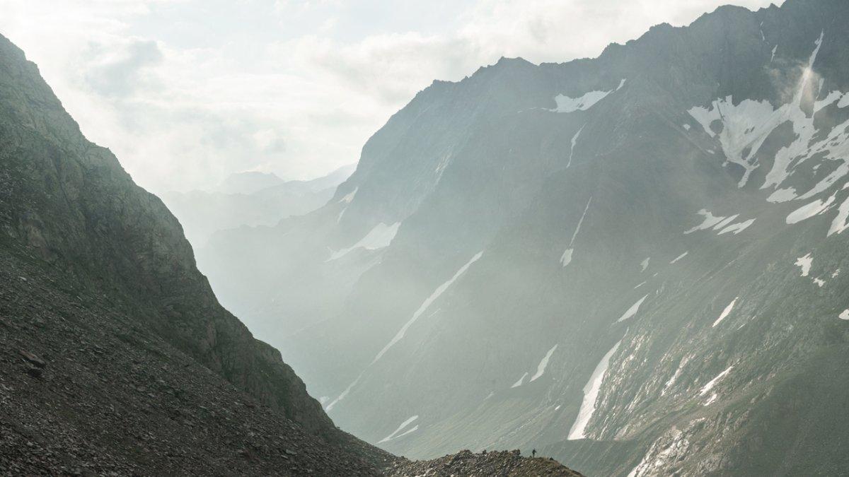 The Stubai High Trail