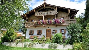 Landhaus Mühlau Sommer Außen