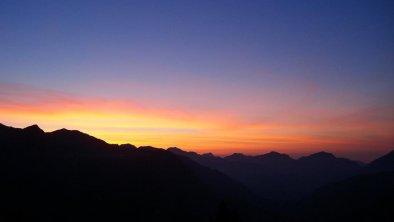 Sonnenuntergang, © Haus Antonius