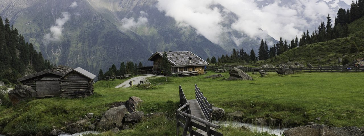 Falbesoner Ochsenalm in Stubaital Valley, © Tirol Werbung / Koopmann Jörg