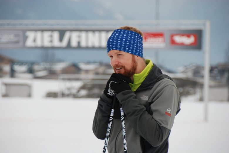 """Want to give it a try? Biathlon is addictive. It'll hook you right from the start. """"Mark"""" my words. (Photo Credits: Thomas Fuchs)"""