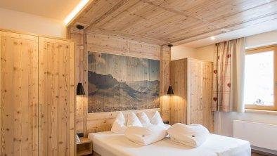 Suite Aloisa Schlafzimmer