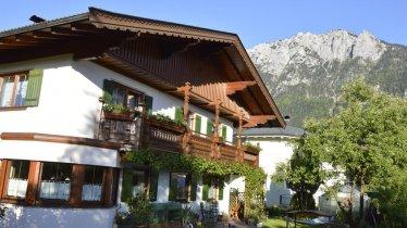 Ferienwohnung Bucher Ebbs Haus Sommer