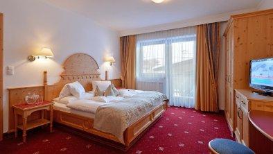 Aparthotel Ederfeld Mayrhofen - Schlafzimmer