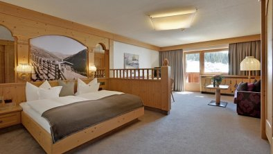 Hotel Almhof**** - Familienzimmer