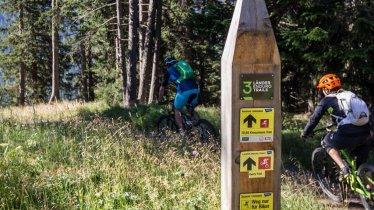3 Countries Enduro Trails in Nauders, © Tirol Werbung/Erwin Haiden