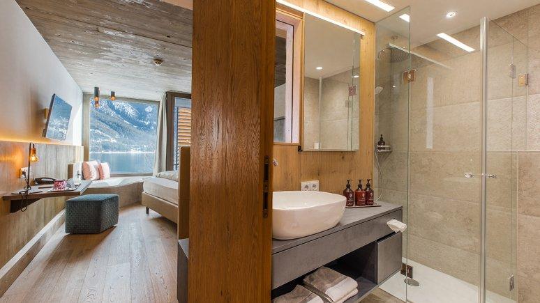 Bathroom, Seehotel Einwaller, © Seehotel Einwaller
