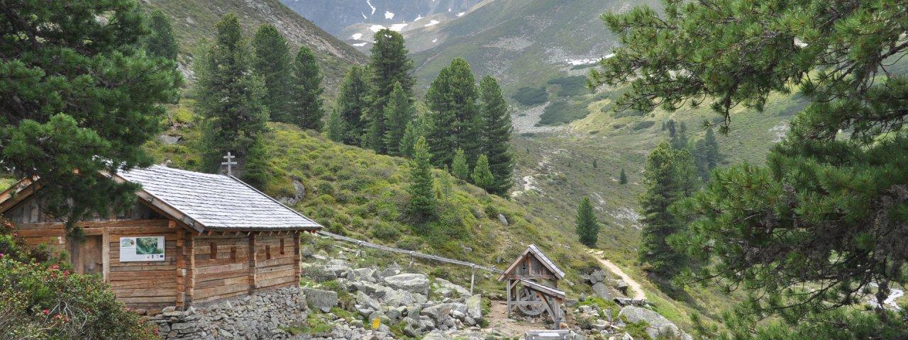 Mining Trail in Hochoetz, © Bergbahnen Hochoetz