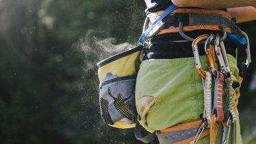 Climbing Equipement, © Tirol Werbung/Hans Herbig