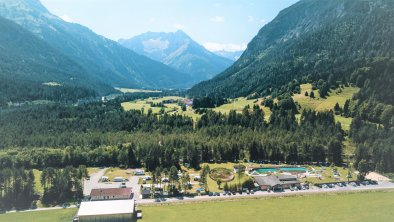 Camping Lechtal, © M. Reich