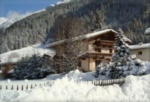 Haus Hintner Winter