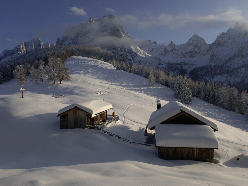 Winter holidays in the Lienz Dolomites, © Osttirol Tourismus