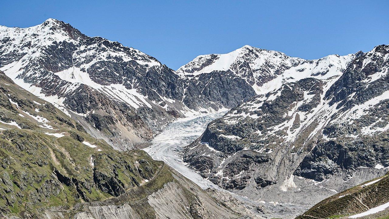 Geptaschferner Glacier, © Kaunertaler Gletscher / Christian Waldegger