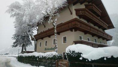 Der Birkenhof im Winter, © Familie Moigg