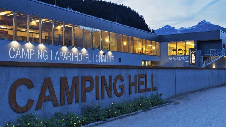 Hells Ferienresort in the Zillertal Valley, © Hells Ferienresort